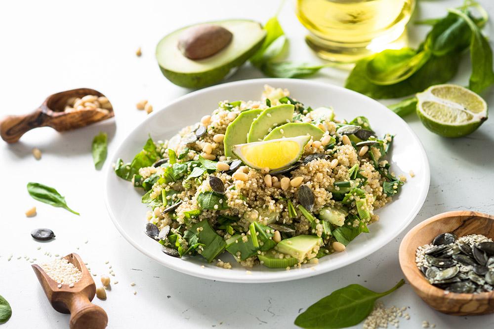 pinenuts-salad
