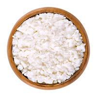 Coconut puree